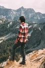 Flannel-united-by-blue-shirt-hiking-united-by-blue-pants
