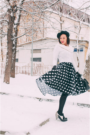 polka dot Karina Dresses dress