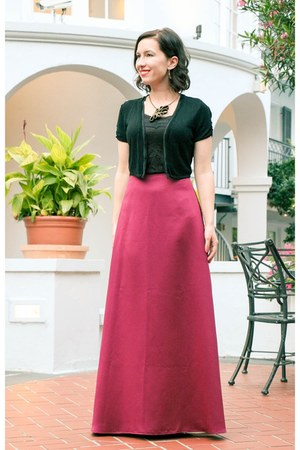 maxi thredup skirt