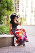 maxi skirt shein skirt