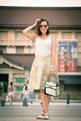 Jump-from-paper-bag-midi-retrolicious-skirt-modcloth-sandals