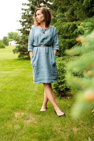 linen Magic Linen dress
