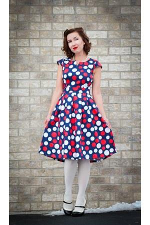 polka dots Lilee Fashion dress