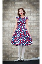 polka dots Lilee Fashion dress