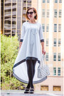 Black-and-white-makemechic-dress-quilted-kate-spade-bag