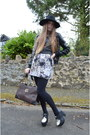 Black-h-m-hat-black-topshop-jacket-dark-brown-misstella-bag