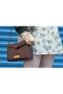 Black-topshop-jacket-neutral-mila-loves-london-dress-maroon-river-island-bag