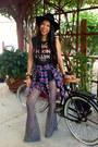 Dolce-vita-boots-bdg-shirt-somedays-lovin-pants-chaser-t-shirt
