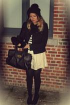 H&M jacket - Zara flats