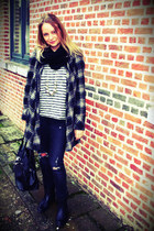 Zara boots - Promod cape