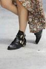 Black-cutout-choies-shoes-vintage-dress-brown-leopard-print-vintage-shirt