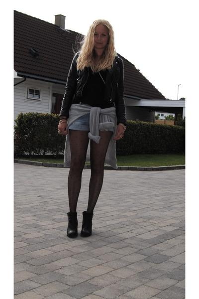 black gardenia boots