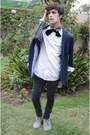 Pull-bear-boots-h-m-jeans-h-m-blazer-h-m-shirt-h-m-ring-asos-tie