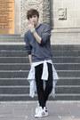 Dr-denim-jeans-dr-denim-shirt-adidas-sneakers-topten10-korea-sweatshirt