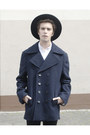 Frank-wright-boots-shyla-coat-h-m-jeans-h-m-hat-spicy-color-shirt