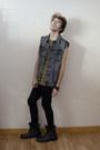 Asos-boots-asos-jeans-forever-21-vest-asos-t-shirt-pull-bear-bracelet