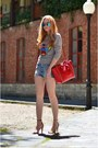 Zara shorts - Isabel Marant sandals