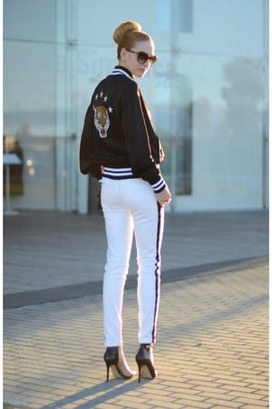 SANDRO jacket - Zara pants