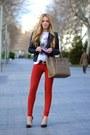 Drdenim-jeans-zara-jacket-celine-purse-alexander-mcqueen-t-shirt