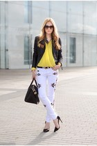 Zara shirt - Givenchy bag
