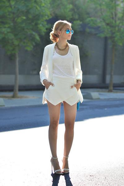 Zara blazer - Lacambra bag