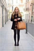 Zara top - Zara skirt - Charlotte Olympia flats