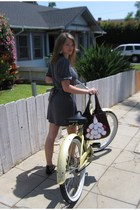 dress - Phat Bicycles - Bagonia purse