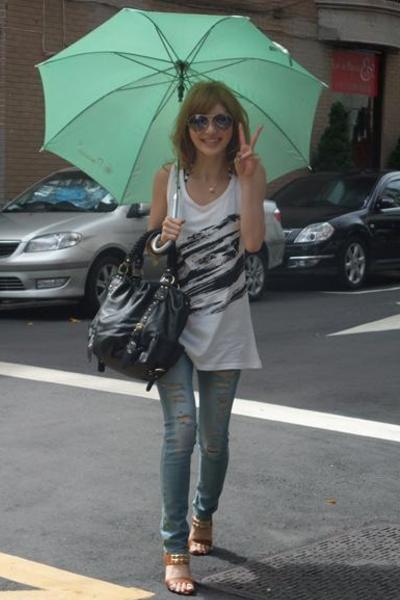 pants - accessories - bracelet - imagine shoes