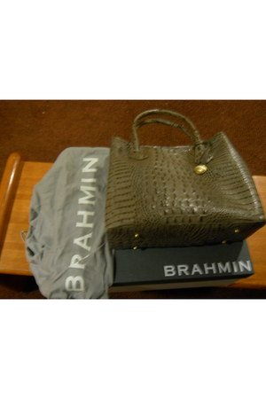 anytime tote brahmin bag