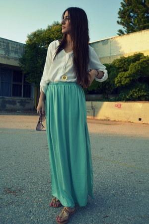 skirt - shirt