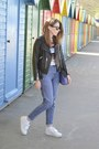 Topshop-jeans-all-saints-jacket-acne-sneakers-urban-outfitters-t-shirt