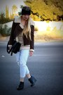 Dark-brown-aviator-f21-jacket