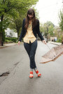 Bcbgeneration-jeans-navy-target-blazer-yellow-jcrew-shirt-red-seychelles-h