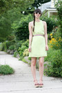 Lime-green-asos-dress-light-pink-forever-21-wedges