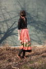 Brown-big-buddha-shoes-black-urban-outfitters-sweater-black-express-tights-