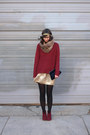 Brick-red-steve-madden-boots-brick-red-naomi-and-lavender-sweater