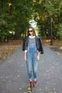 Brown-dsw-boots-blue-loft-jeans-black-sheinside-jacket