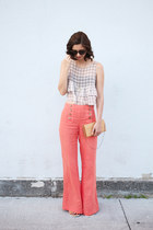 Repeat Offender // Gingham And Coral