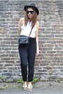 Black-box-zara-bag-black-silky-ff-bodysuit-white-crop-forever-21-top