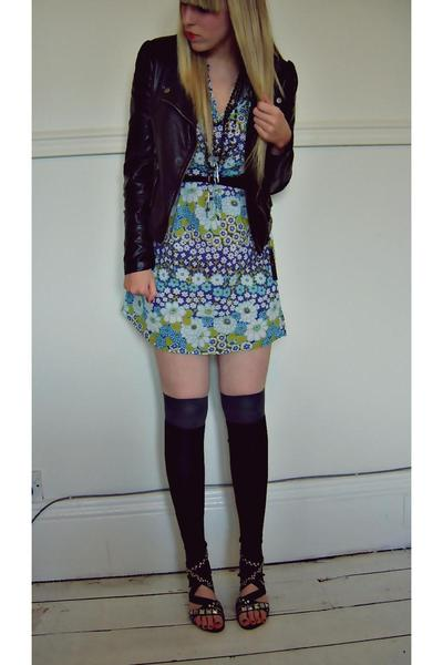 Atmosphere dress - Atmosphere jacket - Quiz shoes