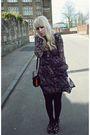 Purple-westrags-dress-black-primark-shoes-gold-primark-accessories-black-v