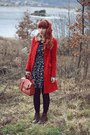 Ruby-red-primark-coat