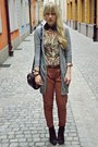 Vintage-bag-primark-cardigan-camaieu-blouse-new-look-pants