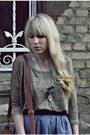 Brown-wholesale-dressnet-bag-dark-khaki-h-m-top-light-blue-westrags-skirt-