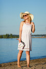 Oneill-dress-clutch-guess-bag-bikini-la-vie-en-rose-swimwear