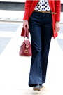 Red-old-navy-coat-navy-vince-jeans-brick-red-rebecca-minkoff-purse