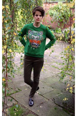 tiger Kenzo sweater