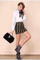 mini hypnotic dolly skirt