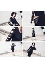 Black-style-nanda-dress