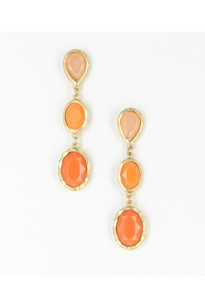 InPink earrings